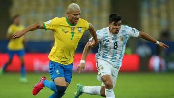Richarlison vs Argentina