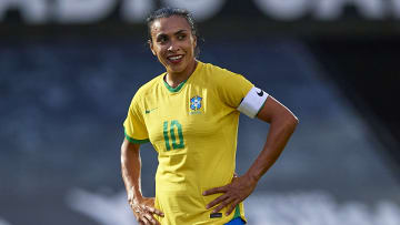 Marta is hoping to drive Brazil to an Olympic medal