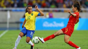 Brasil e China se reencontram em Olimpíadas após cinco anos