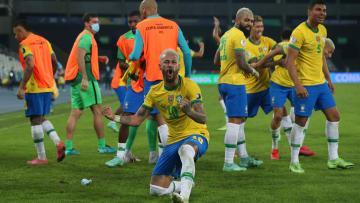 Brazil conclude Group B in search of a 100% record