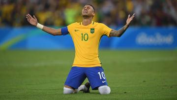 Neymar a remporté les JO 2016 à Rio