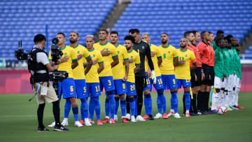 Nino e mais dois: veja três jogadores que podem deixar o futebol brasileiro após a disputa dos Jogos Olímpicos.