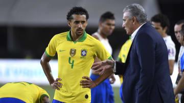 Adenor Bacchi, Marquinhos, Tite - Brazilian Soccer Manager