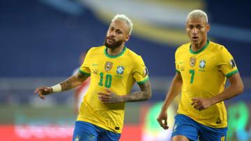 Neymar has been in fine form