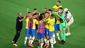 Brasil revalida la medalla de oro