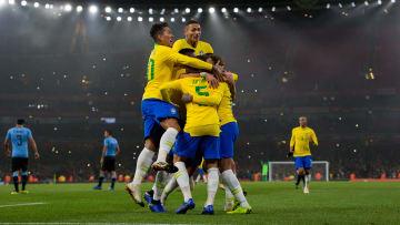 El posible XI de Brasil