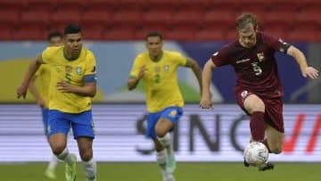 Casemiro falou sobre postura da Seleção Brasileira em estreia da Copa América