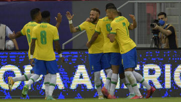 Brazil are back in action on Thursday