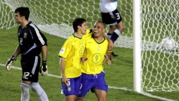 Ronaldo foi destaque absoluto nas eliminatórias de 2006