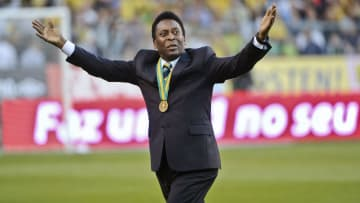 Brazil's 'Pele' aka Edison Arantes do Na