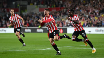 Sergi Canos bagged the first goal of the 2021/22 campaign