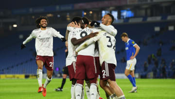 Arsenal akan bertemu Leicester City di pekanke-26 Liga Inggris, Minggu (28/2).