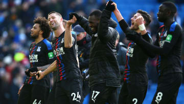 After a disappointing end to a promising season, Palace have got a lot of work to do