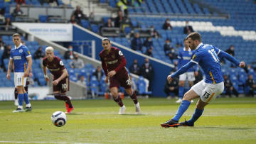 Gross' penalty proved the difference between Brighton and Leeds