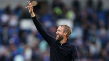 Graham Potter could guide his side top with a win