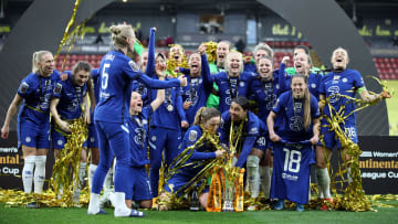 Chelsea Women won their second consecutive Conti Cup