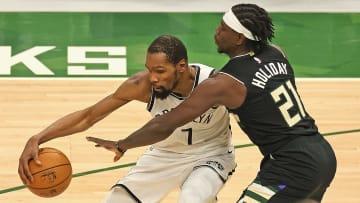 Milwaukee Bucks vs Brooklyn Nets prediction and NBA pick straight up for tonight's NBA Playoffs Game 7 between MIL vs BKN.