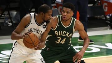 2022 NBA Finals odds favor the Brooklyn Nets.