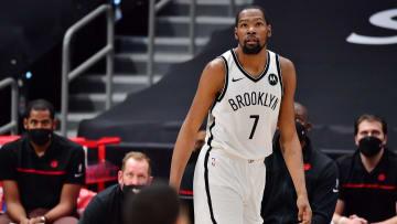 Kevin Durant anotó 42 puntos contra los Pacers el jueves de esta semana