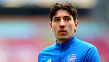 Hector Bellerin is being heavily linked with a move away from Arsenal this summer