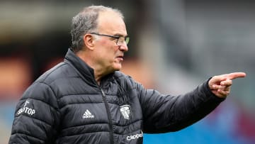 Marcelo Bielsa has just penned fresh terms with Leeds
