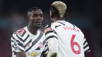 Paul Pogba, Eric Bailly