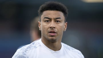 Jesse Lingard spent the second half of 2020/21 on loan at West Ham