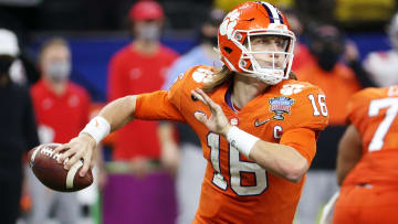 Trevor Lawrence's NFL MVP odds have already reached some pretty ridiculous levels ahead of the draft.