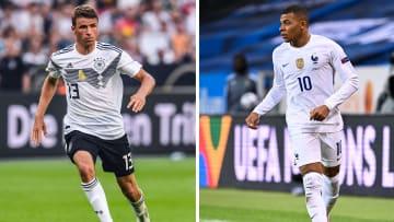 Últimos campeões mundiais estarão frente a frente nesta terça-feira (15), pela Eurocopa.