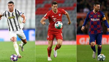 Cristiano Ronaldo, Lewandowski, Messi... qual camisa vestirão em 2021/22?