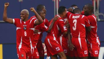La selección de Panamá sorprendió en la Copa Oro 2005 al llegar hasta la gran final contra Estados Unidos.
