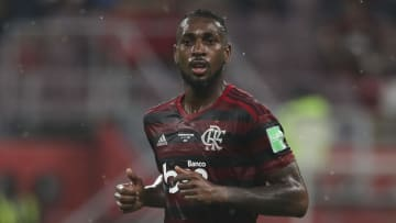 Gerson could be on his way to Camp Nou