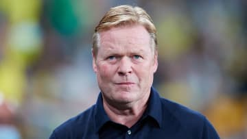 Ronald Koeman's time at Barcelona is all but up