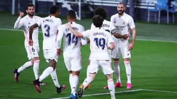 Le Real Madrid continue sa quête pour tenter de décrocher la Liga