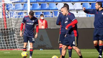 Il Cagliari rischia la retrocessione