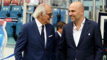 Tommaso Giulini, Stefano Capozucca