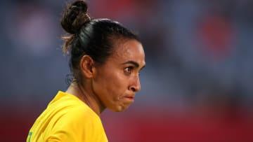 Marta deu fortes declarações após a eliminação para o Canadá