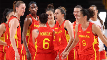 Spain vs France prediction, odds, betting lines & spread for Olympic women's basketball game on Wednesday, August 4.