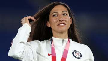 Christen Press has ruled herself out of upcoming USWNT matches