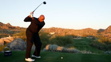 Charles Barkley's new swing.