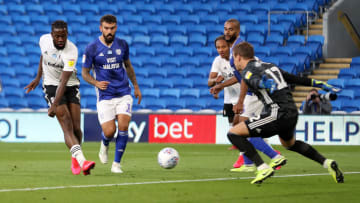 Fulham won the first leg - away at the Cardiff City Stadium - 2-0