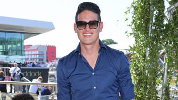 James Rodriguez has a PSG clause in his Al-Rayyan contract