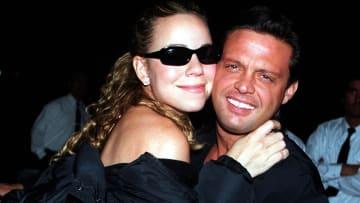 Luis Miguel y Mariah Carey se conocieron en Aspen en 1998