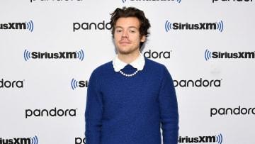 Harry Styles de 26 años, es 10 años más chico que su nueva pareja