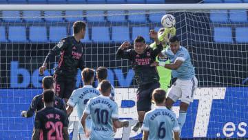 Celta de Vigo v Real Madrid - La Liga Santander