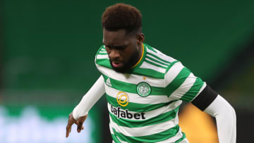 Odsonne Edouard has been linked with a move away from Celtic - with Arsenal reported admirers.