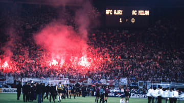 Champions League - Ajax,AC Milan