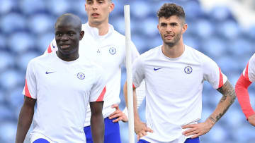 Kante & Pulisic are both struggling with injuries