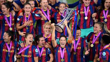 Barcelona é o atual campeão