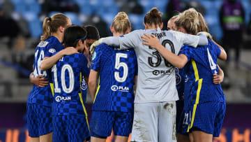 Chelsea were soundly beaten by Barcelona in the 2021 Women's Champions League final